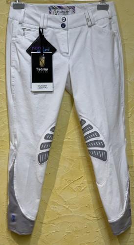 Pantalon 38 AZZURA - Pantalons d'équitation à basanes