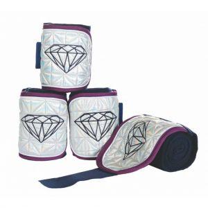 Bandes de polo DIAMONDS SHINE