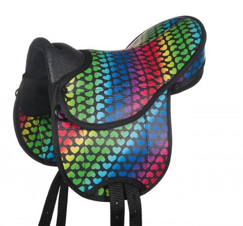 PACK selle bardette Multicolor - Selles Junior/Bardette
