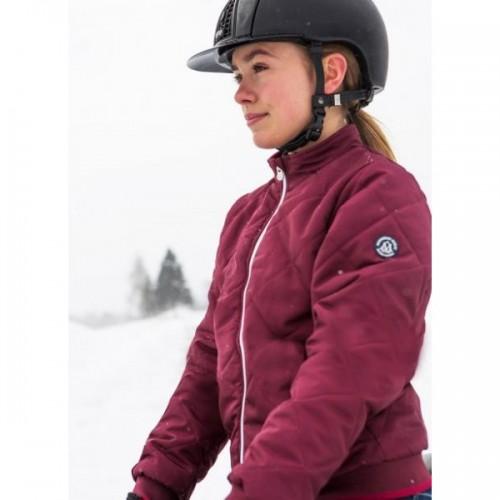 Blouson Hiver Taille M AUDREY - Vestes d'équitation d'hiver