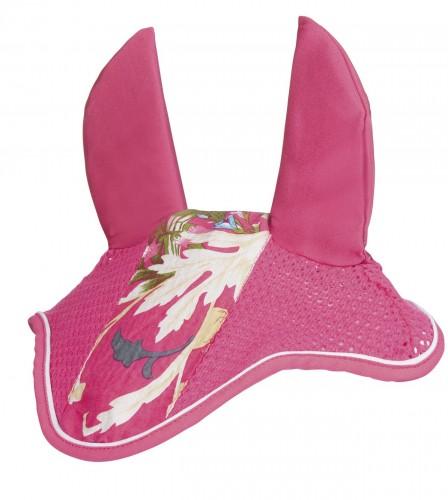 Bonnet anti-mouches PINK FLORAL - Bonnets anti-mouches