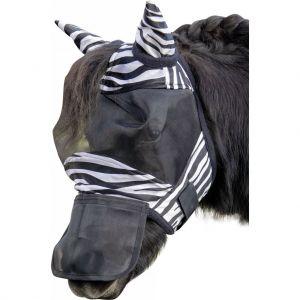 Bonnet anti-mouches ZEBRA SHETTY