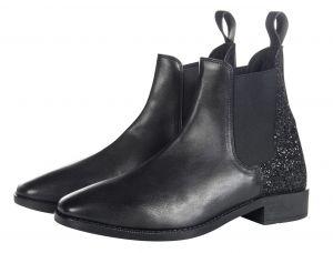 Boots BLACK GLITTER