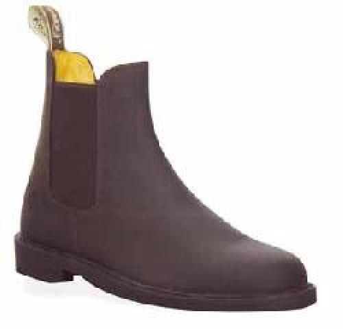 Boots 33 cuir Equi-confort - Destockage boots & bottes