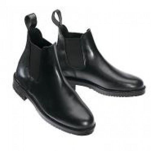 """Boots cuir """"FIRST"""" - Bottes & boots d'équitation enfant"""