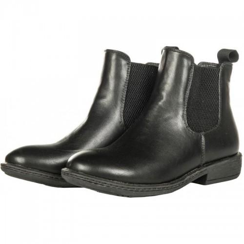 Boots Cuir Junior FREE STYLE - Bottes & boots d'équitation enfant