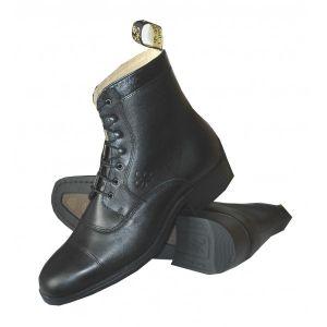 Boots Charles de Nevel EDOUARD, noir