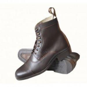 Boots Charles de Nevel EDOUARD, brun