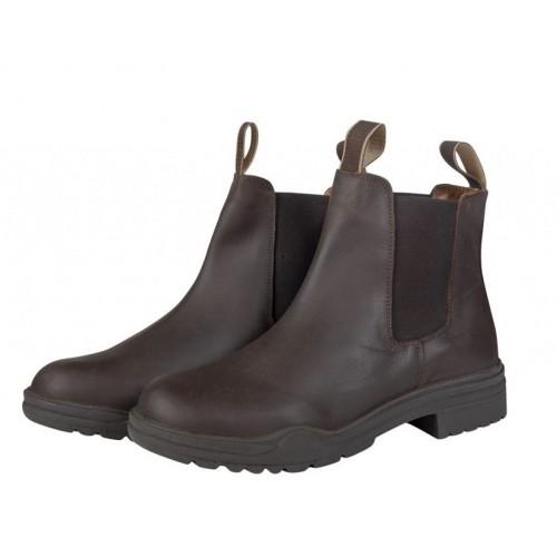 Boots cuir Nottingham STYLE - Boots d'équitation
