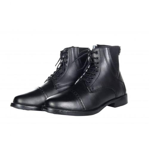Boots équitation à lacets LONDON - Boots d'équitation