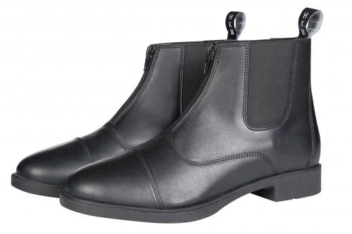 Boots cuir synthétique KORFU - Boots d'équitation