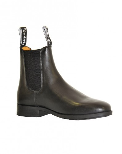 Boots cuir DERBY
