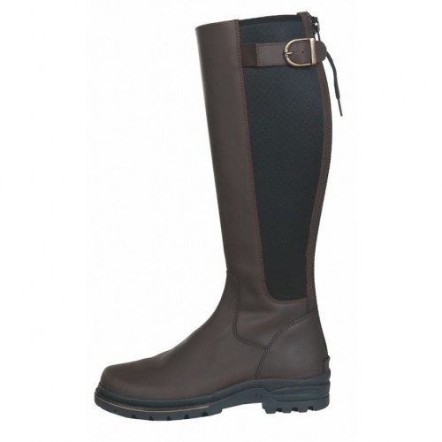 Bottes cuir GLASGOW Style - Bottes d'équitation