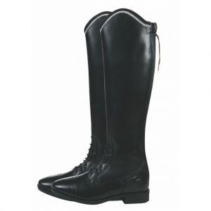 Bottes équitation VALENCIA STYLE, Tige courte/Mollet standard
