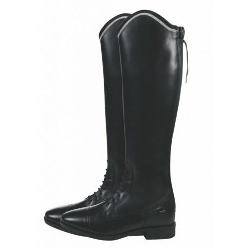 Bottes équitation VALENCIA STYLE, Tige courte/Mollet standard - Bottes d'équitation