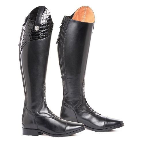 Bottes Sovereign Lux, Short/Narrow, Mountain Horse - Bottes d'équitation