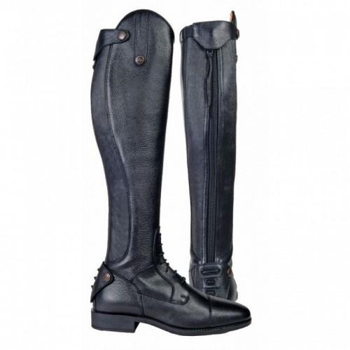 Bottes LATINIUM Style - Extra Longue - Tige XL - Bottes d'équitation