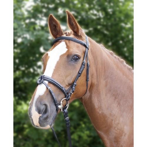 Bridon CHARLOTTE 2 - Bridons d'équitation