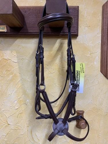 Bridon croisé Poney - Bridons d'équitation