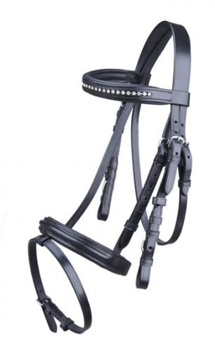 Bridon Mini Shetty HKM - Bridons d'équitation
