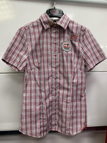 """Chemise S """"CHECK"""" - T-shirts & polos d'équitation"""