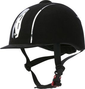 "Casque 52/54 CHOPLIN ""Aero Chrome"" réglable"
