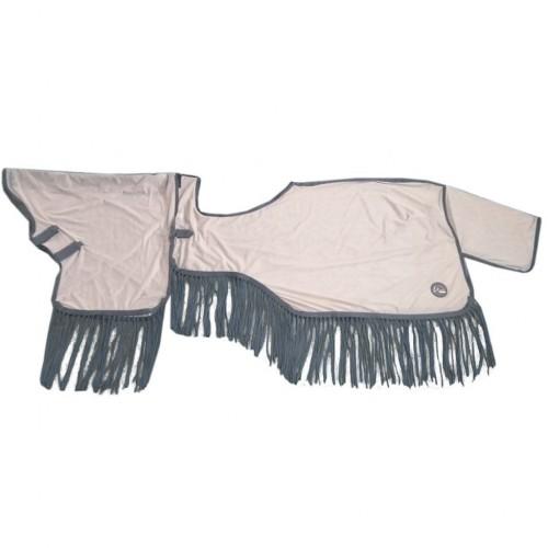 Couvre-reins anti-mouches cou amovible FRANGES - Chemises anti-mouches