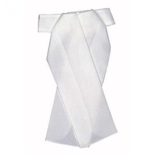 Cravate de chasse gaufrée pré-nouée