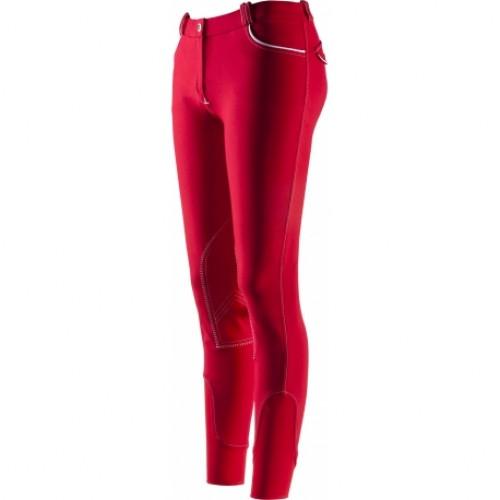 Pantalon Equi-Thème VERONA - Pantalons d'équitation à basanes enfant