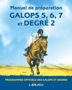 Galops 5 à 7 Degré 2, Lavauzelle