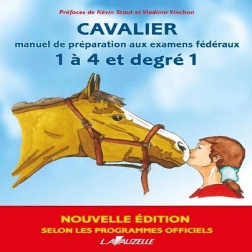 Galops 1 à 4 et Degré 1, Lavauzelle - Livres & DVD d'équitation