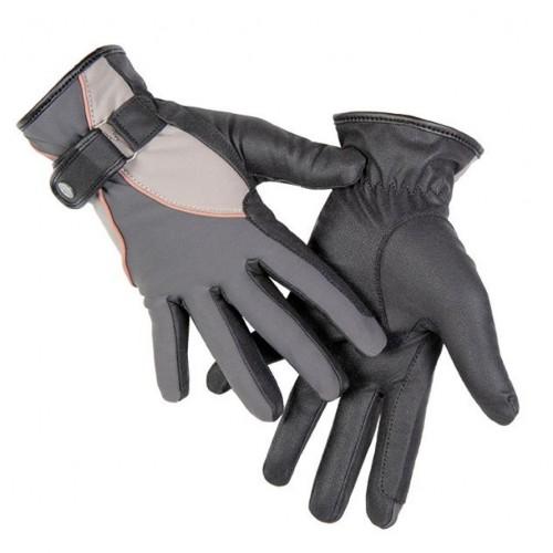 Gants d'équitation hiver TOPAS CM Style - Gants d'équitation d'hiver