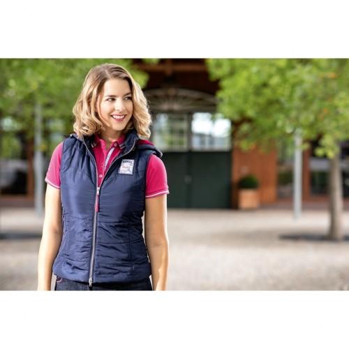 Gilet junior ACTIVE 19 - Gilets & vestes d'équitation enfant