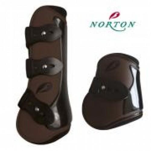 Guêtres + protège-boulets NORTON COMPET