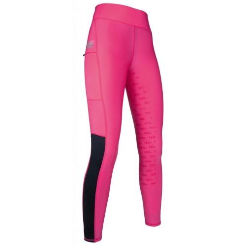 Leggings équitation Advanced Silicone - Pantalons d'équitation à fond intégral
