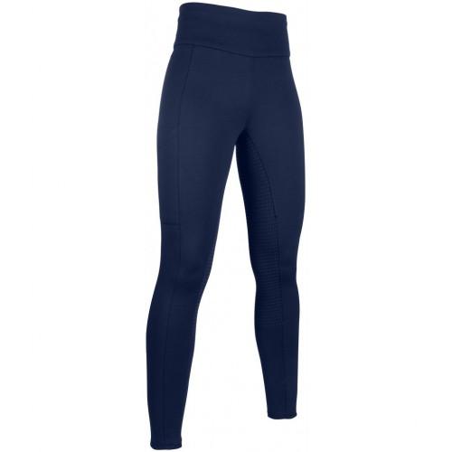 Leggings Junior COSY Style, fond silicone - Pantalons à fond intégral enfant