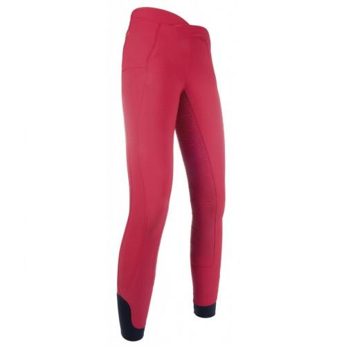 Leggings equitation HICKSTEAD Silikon - Pantalons d'équitation à basanes