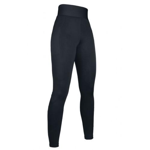 Leggings taille haute Style, fond silicone - Pantalons d'équitation à fond intégral
