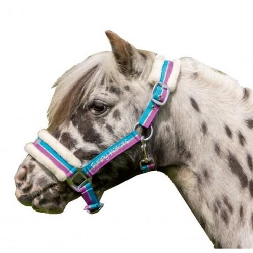 Licol Poney Funny Horses - Licols en nylon