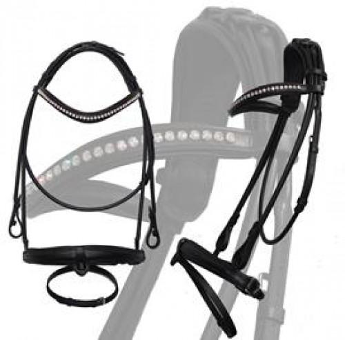 Bridon Mountain Horse MAESTRO - Bridons d'équitation