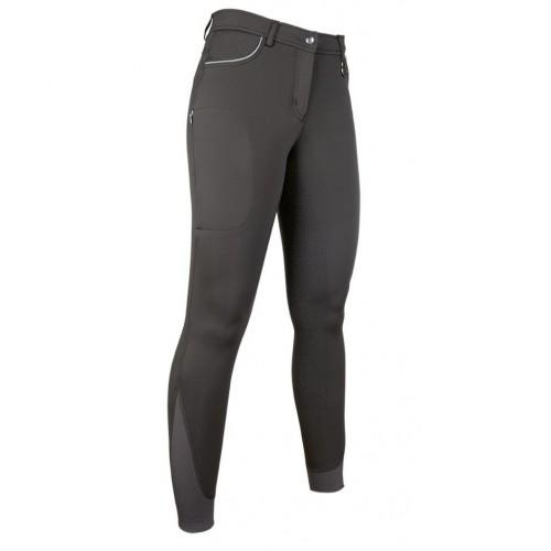 Pantalon Equilibrio Style fond silicone - Pantalons d'équitation à fond intégral