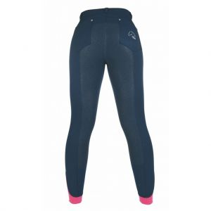 Pantalon 5 poches STYLE fond silicone