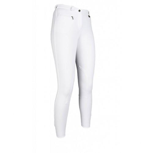 Pantalon équitation BASIC - Pantalons d'équitation à basanes