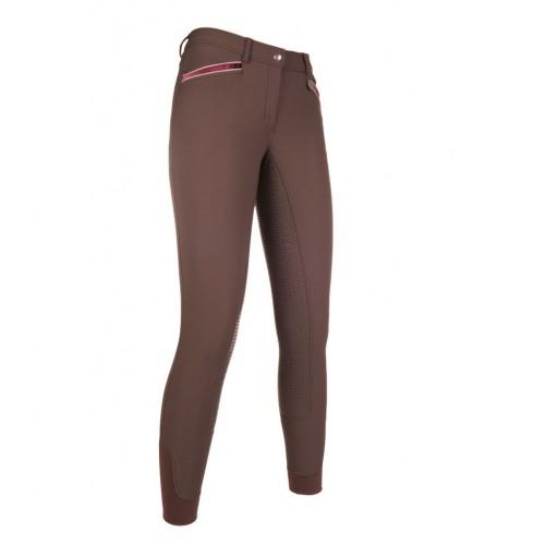 Pantalon équitation VELLUTO EVA fond sillicone - Pantalons d'équitation à fond intégral