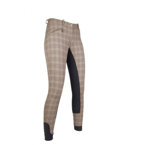 Pantalon equitation GLORENZA fond peau - Pantalons d'équitation à fond intégral