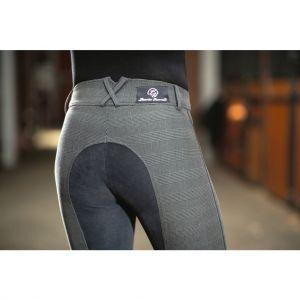 Pantalon equitation fond peau GLORENZA KARO