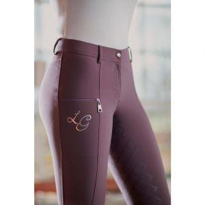 Pantalon équitation GLORENZA PAM fond silicone