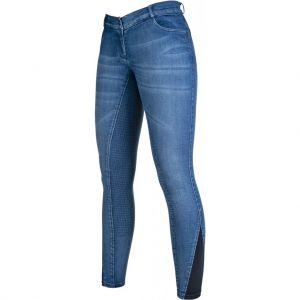 Pantalon DENIM fond silicone