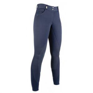 Pantalon équitation EASY FIT fond silicone