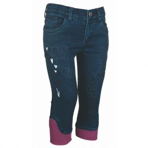 Pantalon denim silicone PICCOLA